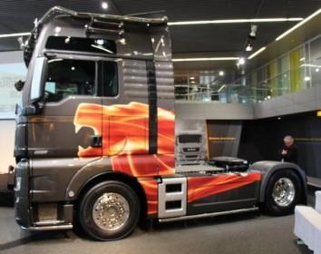MAN Trucknology Days 2015