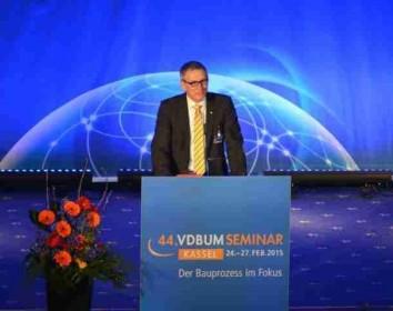 VDBUM-Seminar zeigt Trends auf