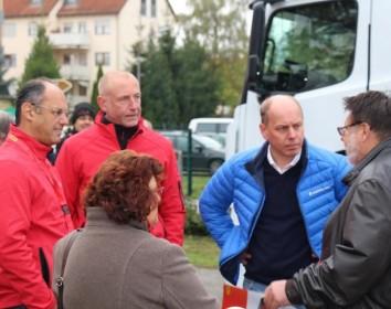 Palfinger Profitour – vorletzter Stopp Ingolstadt