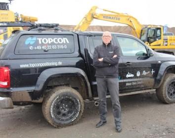 Topcon Technologietage: Baustellen-Management und Prozessoptimierung
