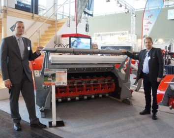 Agritechnica als Innovationsmotor