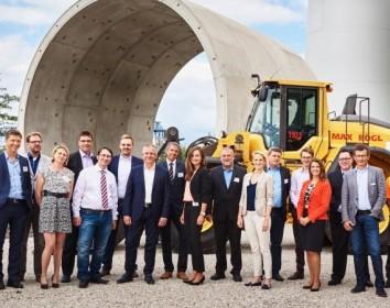 Hightech-Kabine für OEMs der Off-Highway Industrie
