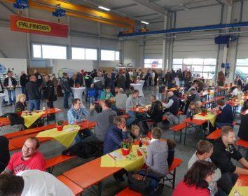 Eröffnung der neuen Niederlassung in Ilsfeld