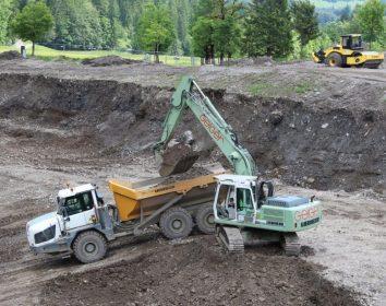 Umbau und Generalsanierung der Heini-Klopfer-Skiflugschanze in Oberstdorf