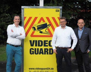 Allianz für mehr Sicherheit – neues System zur mobilen Videoüberwachung