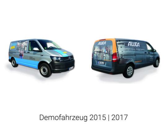 ALUCA Design Evolution_Großformat Kategorien