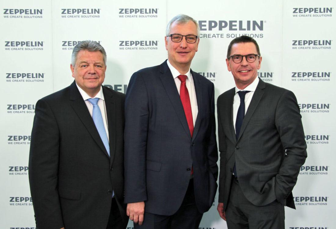Zeppelin Konzern fährt Rekordzahlen ein_web