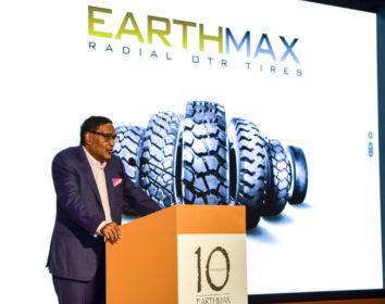 10-jähriges Jubiläum der Earthmax-Serie