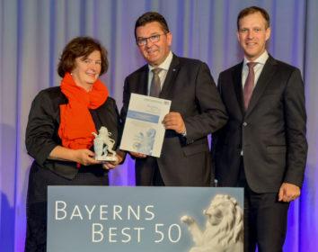 "Kögel gehört zu ""BAYERNS BEST 50"""