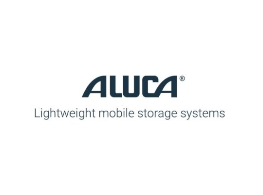 ALUCA_Logo_Lightweight mobile storage systems_2017