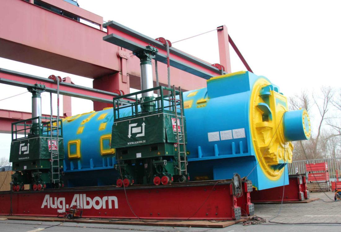 August Alborn GmbH & Co. KG_Montage