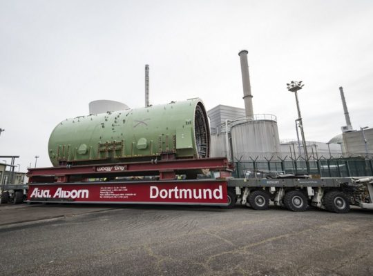 August Alborn GmbH & Co. KG_Transport