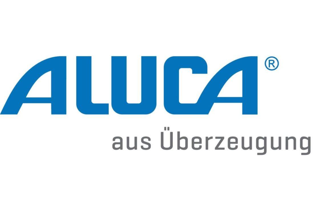 DE_ALUCA_Logo_Aluminium aus Überzeugung_2012