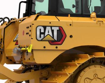 Cat Baumaschinen, Motoren und Stromaggregate  mit neuem Premium-Look