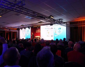 Globales Hardox Wearparts Meeting in Schweden