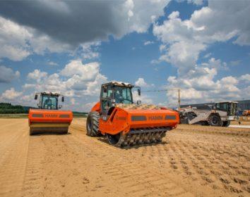 Wirtgen – Bodenstabilisierung und -verdichtung: Nachhaltiges Bauen beginnt beim Erdbau