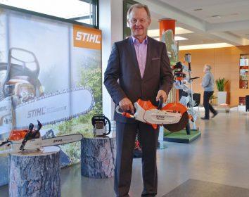 Stihl – Technologiesprung an die Spitze
