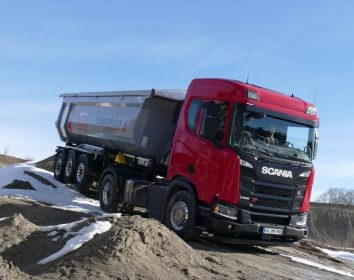 Scania/SAF-Holland – Kraft im Kreuz per Knopfdruck