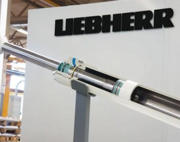 Besuch im Liebherr Werk Kirchdorf