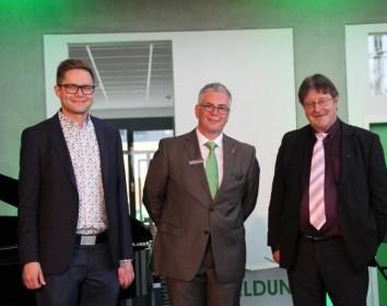 Einweihung eines Drei-Millionen-Euro-Projektes