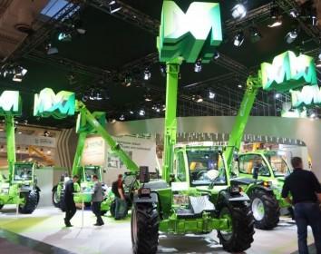 Agritechnica als Innovationsmotor