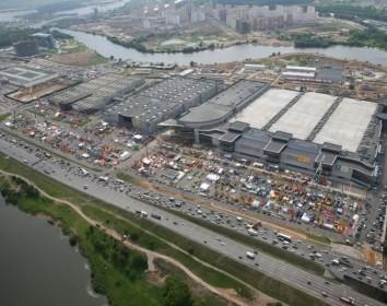 Akquisition der fünftgrößten Baumaschinenmesse der Welt