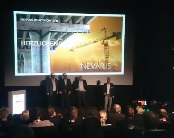 Nevaris-Roadshow macht Station in München