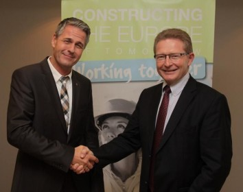 Bernd Holz neuer CECE Präsident