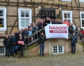 Hardox Wearparts Meeting in Bad Arolsen