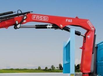 Fassi – Acht neue Kranmodelle