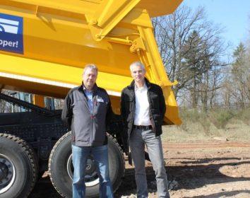 Belgischer Spezialstahl für neuen Saarkipper