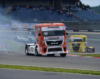 Das FIA-Europameisterschaftsrennen