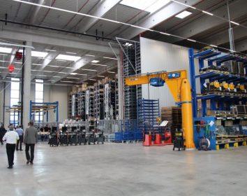 6.000 m² für neues Logistikzentrum