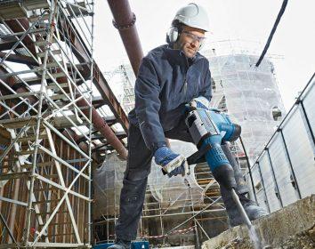 Bosch – Leistungsstarke Bohrhämmer für Profis