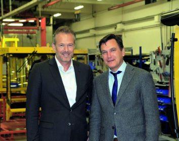 Neuer Präsident bei Bomag – Jörg Unger übergibt an Ralf Junker