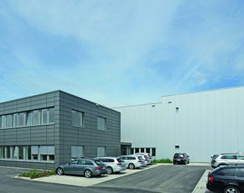 Neuer Bell-Hauptsitz bezogen
