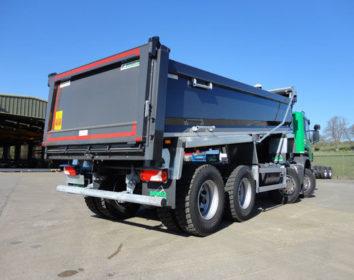 Meiller erwirbt UK Boweld Truck Bodies Ltd.