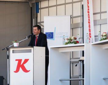 Werkseröffnung in Ulm