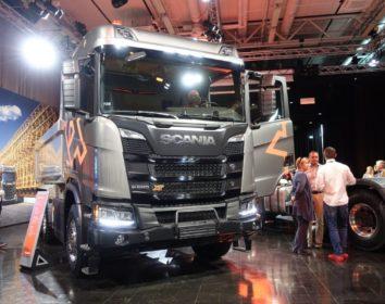 Neue Baufahrzeug-Generation erweist sich als robust und flexibel
