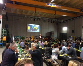 300 Gäste feierten fünfjähriges Jubiläum