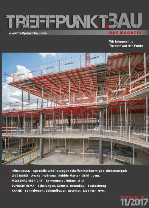 Treffpunkt.Bau November 2017