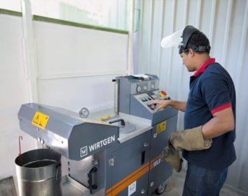 Wirtgen – Wegweisendes Rezept: Kaltrecycling mit Schaumbitumen