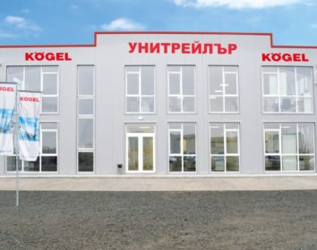 Unitrailer übernimmt Kögel Generalvertretung in Bulgarien