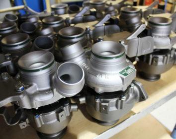 Turbolader-Regeneration vom Profi