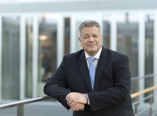 Zeppelin_Michael Heidemann, stellvertretender Vorsitzender der Geschäftsführung
