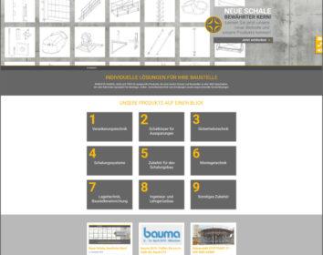 Robusta-Gaukel stellt seine aktuelle Website vor