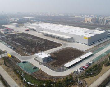 Wacker Neuson eröffnet Werk in China