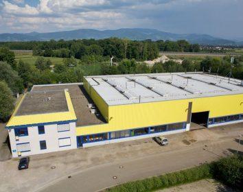 Die Entwicklung der ZFE GmbH in Achern