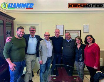 Kinshofer erwirbt Hammer