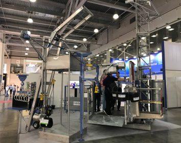 GEDA – Bau- und Industrieaufzughersteller präsentiert Produktprogramm in Moskau